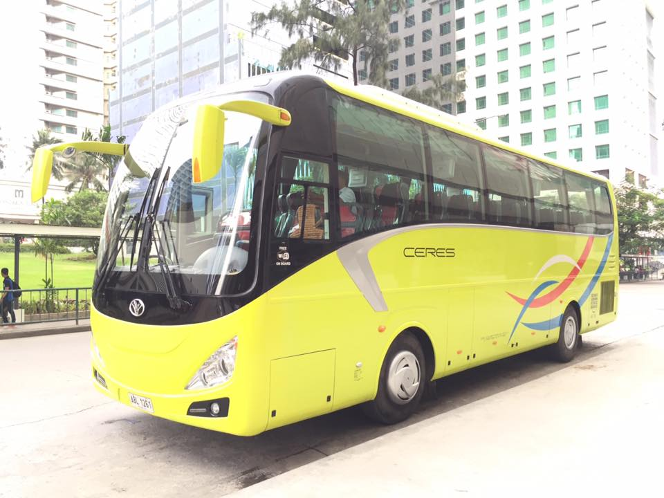 Ceres Bus Connects Carcar And Danao Via Cbp And Citp